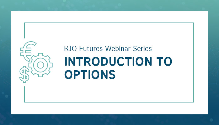 Introduction to Options on Futures Webinar